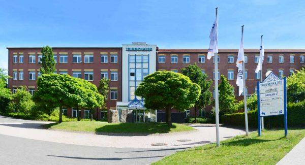 Hauptsitz Standort Mölkau