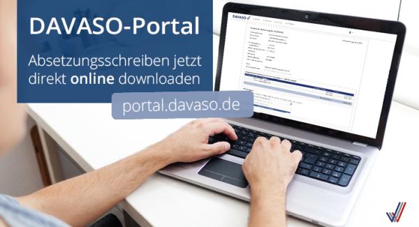 Absetzungsschreiben_DAVASO-Portal