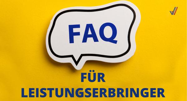 FAQ Leistungserbringer